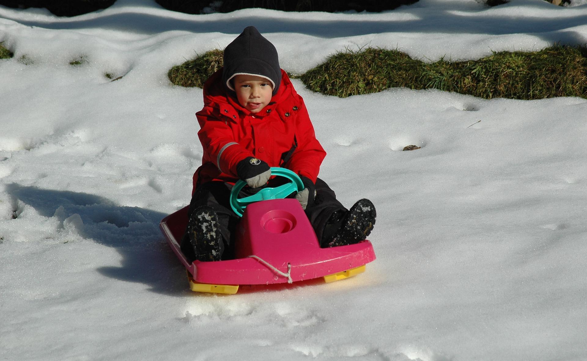 Winterspaß für die Kleinen