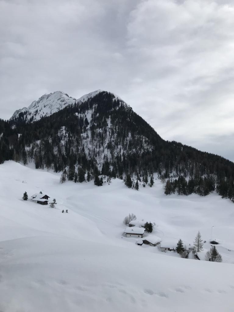 Walleralm im Winter